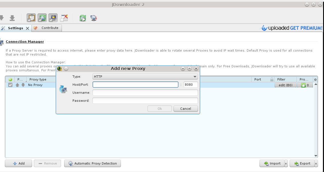 settings for stream isolation for JDownloader ? - Support - Whonix Forum