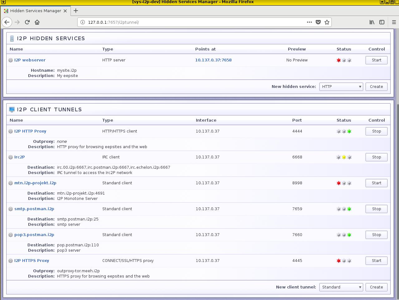 I2P Integration - Development - Whonix Forum